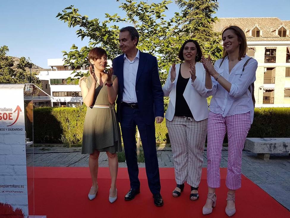 Zapatero se muestra orgulloso de que Vox quiera derogar su Ley de Igualdad de 2007