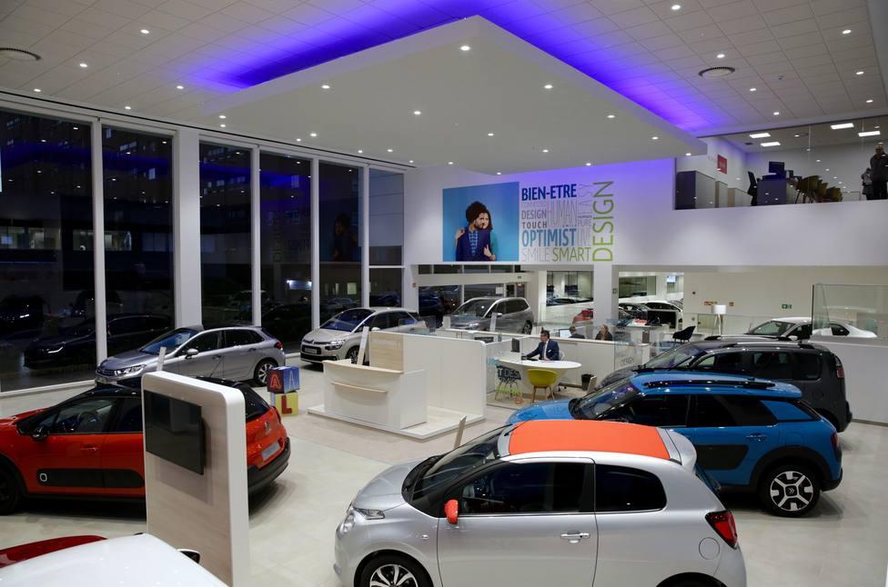 El precio de los coches sube un 0,8% en mayo y acumula un encarecimiento de dos décimas este año