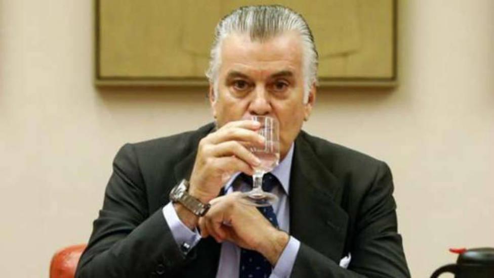 Luis Bárcenasl. Imagen de archivo