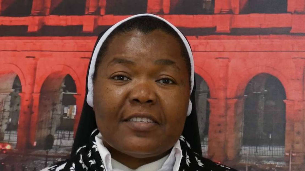 Sor Jacinta Nwaohiri,hermana dominica en el norte de Nigeria