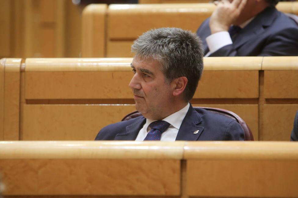 PP pide al Senado que convoque la Mesa para tramitar las preguntas registradas para el control del Gobierno en funciones