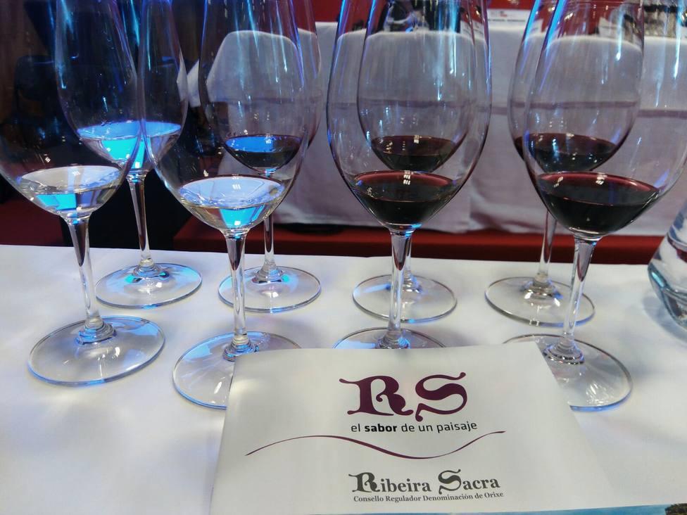 Las bodegas de la Ribeira Sacra acabarán sus existencias de vino antes de la próxima cosecha