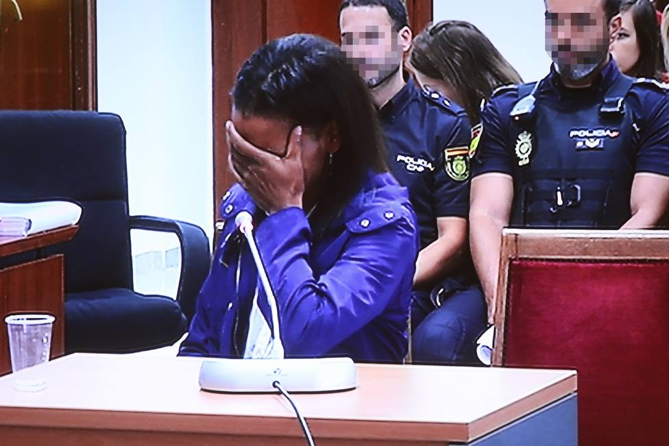 Quezada afirma por primera vez que quería dejar el cuerpo de Gabriel en Vícar y tomar pastillas