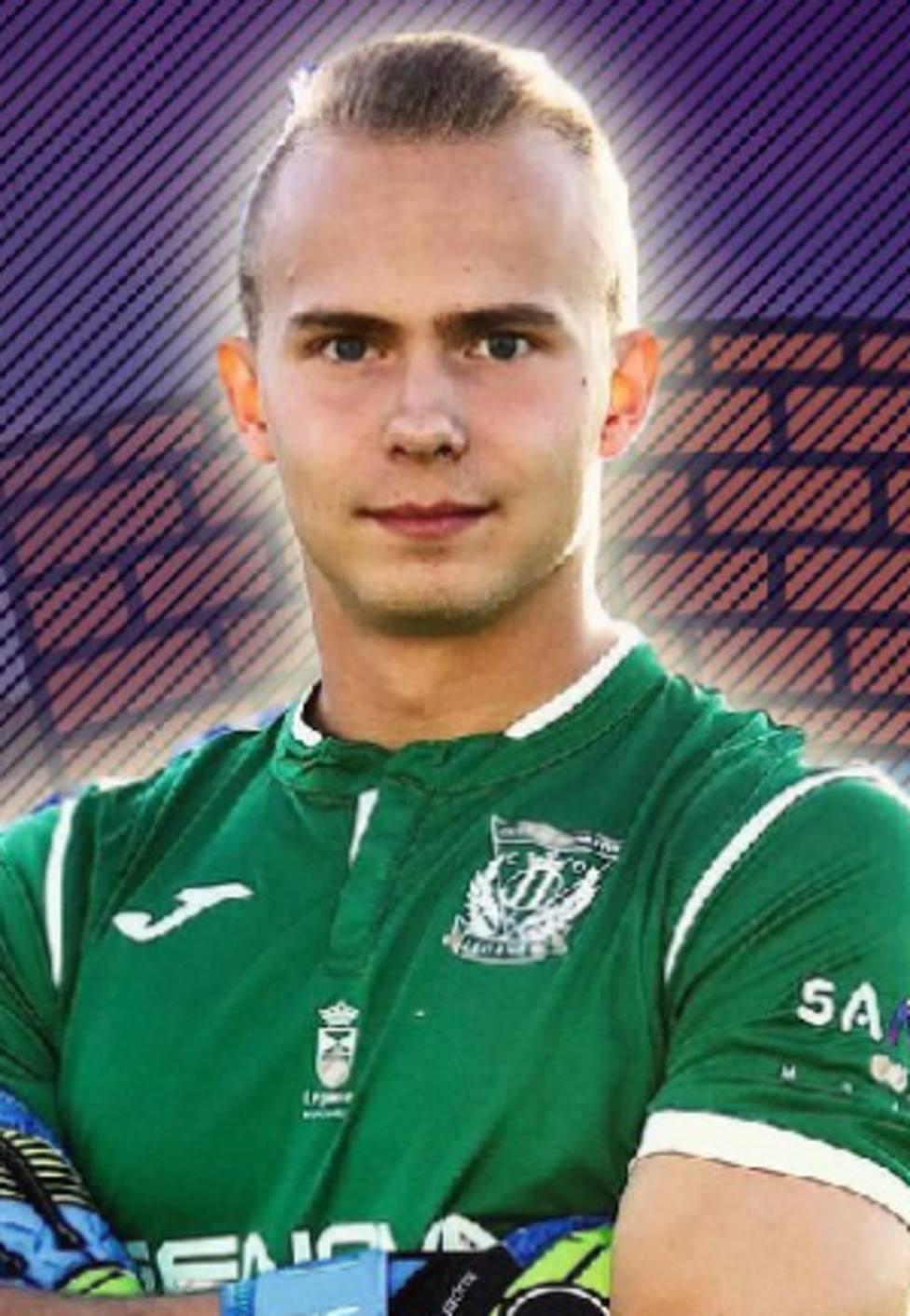 Dar Korolev, jugador del Lorca FC