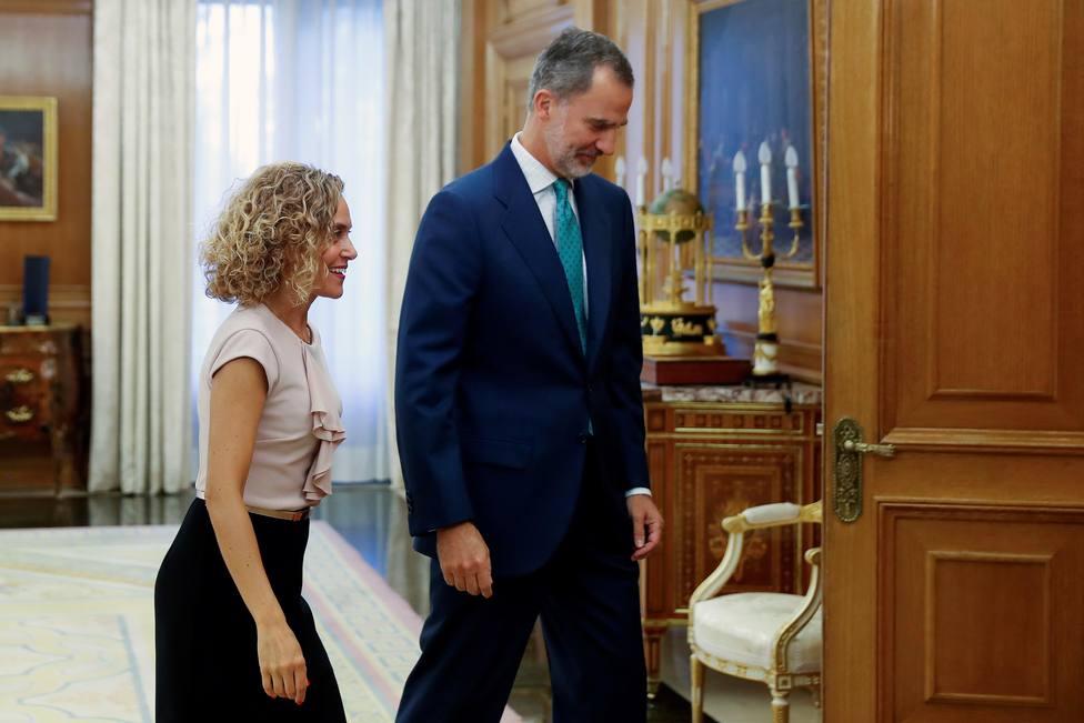 Felipe VI abre una nueva ronda de consultas con los partidos el 16 y 17 de septiembre