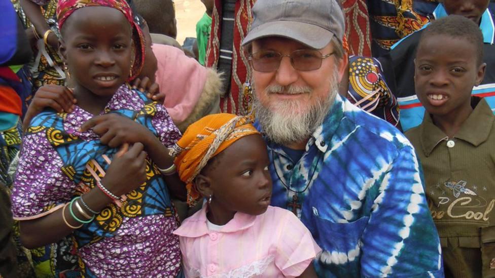 Se cumple un año del secuestro en África del misionero Pier Luigi Macalli