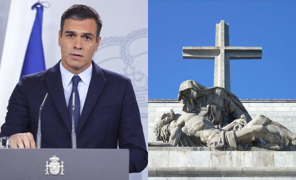 La exhumación de Franco: cronología de una apuesta personalde Pedro Sánchez