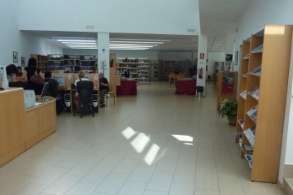 Biblioteca de Sabiñánigo