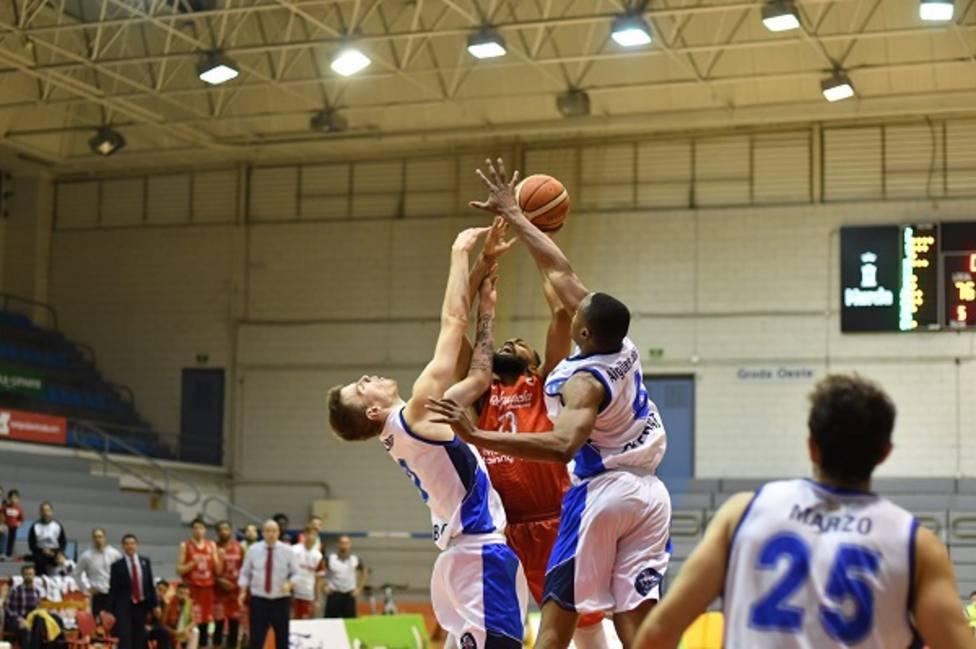 Nueva derrota de Real Murcia Baloncesto en un final ajustado