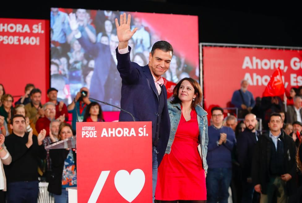El PSOE gana las elecciones en Asturias