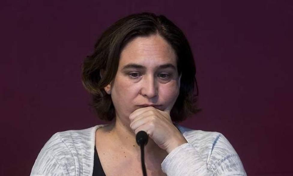 Dardo de Colau a Sánchez y advertencia a la izquierda: Hacemos un frente amplio o nos vamos a la mierda