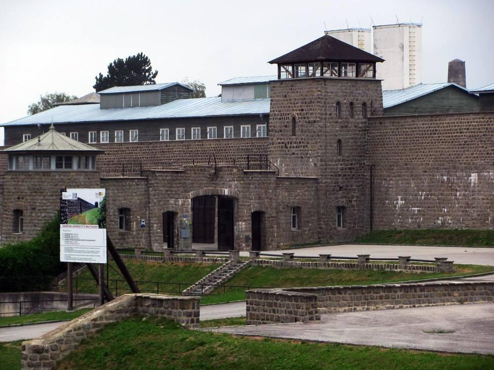 Mauthausen. Archivo