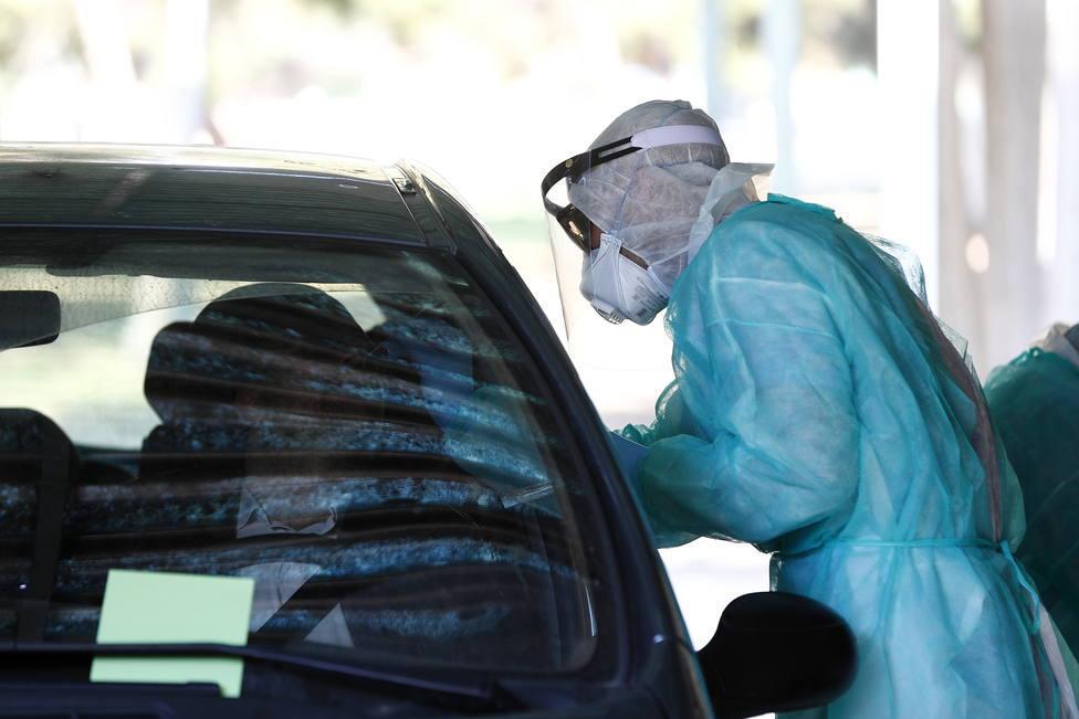 Llegan a Asturias las pruebas de coronavirus sin salir del coche