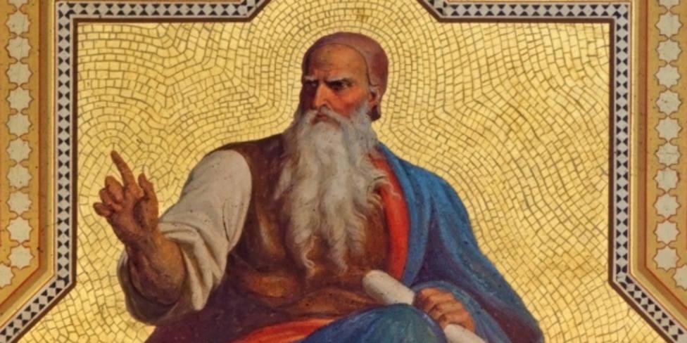 Santoral del 31 de marzo: San Amós, Profeta de la justicia social