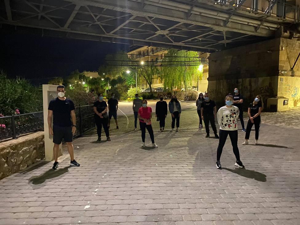 Más de 500 personas participan en las actividades del plan Archena Respira