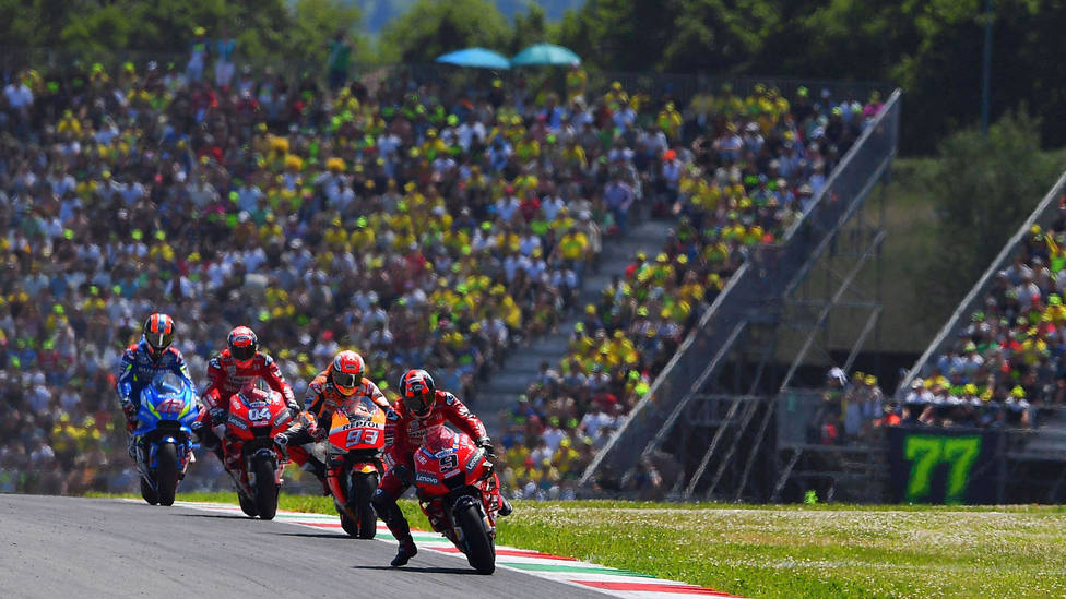 Imagen del Gran Premio de Italia en 2019. CORDONPRESS