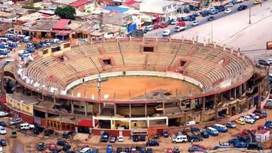 Plaza de toros de Luanda (Angola)
