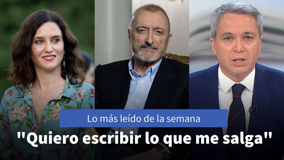 El ataque más contundente de Pérez-Reverte contra Irene Montero, entre lo más leído de la semana