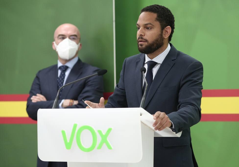 Vox califica como acto heroico su voto en Galicia y País Vasco frente a las hordas totalitarias