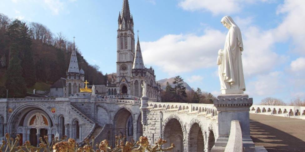 El Santuario de Lourdes se prepara para acoger una excepcional peregrinacion mundial digital