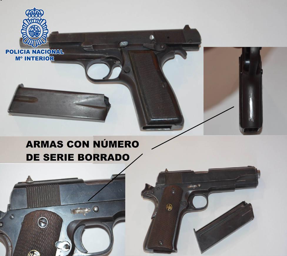 Operación Taifa: 18 personas detenidas y 28 registros en el Cerro de San Cristóbal de Almería