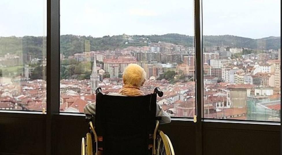Aumentan los casos de COVID19 en las residencias vizcaínas