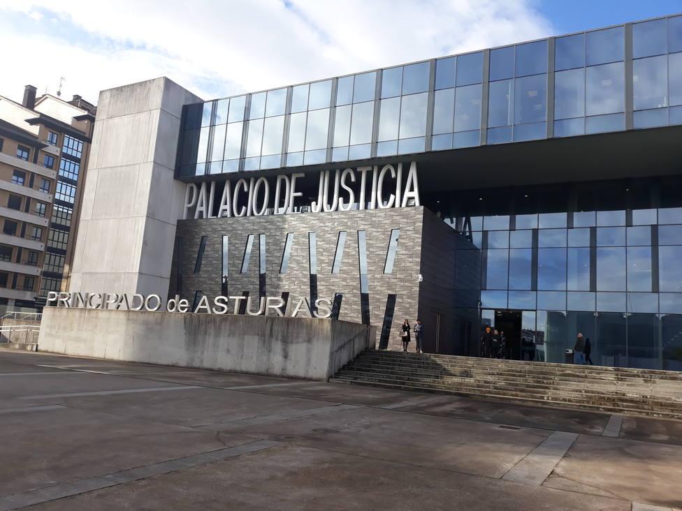 Foto Juzgados de Gijón (COPE Gijón)