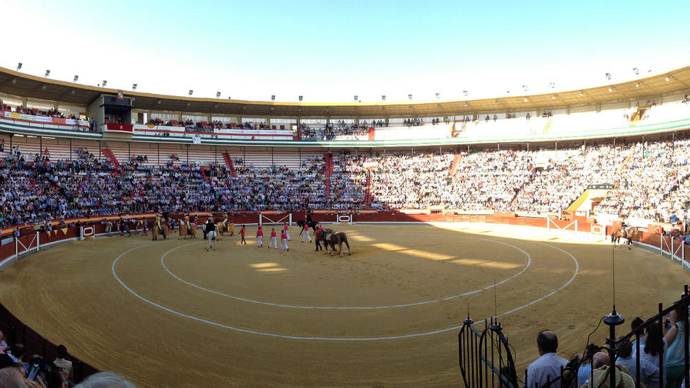 La plaza de toros de Jaén celebrará en octubre su feria taurina de San Lucas