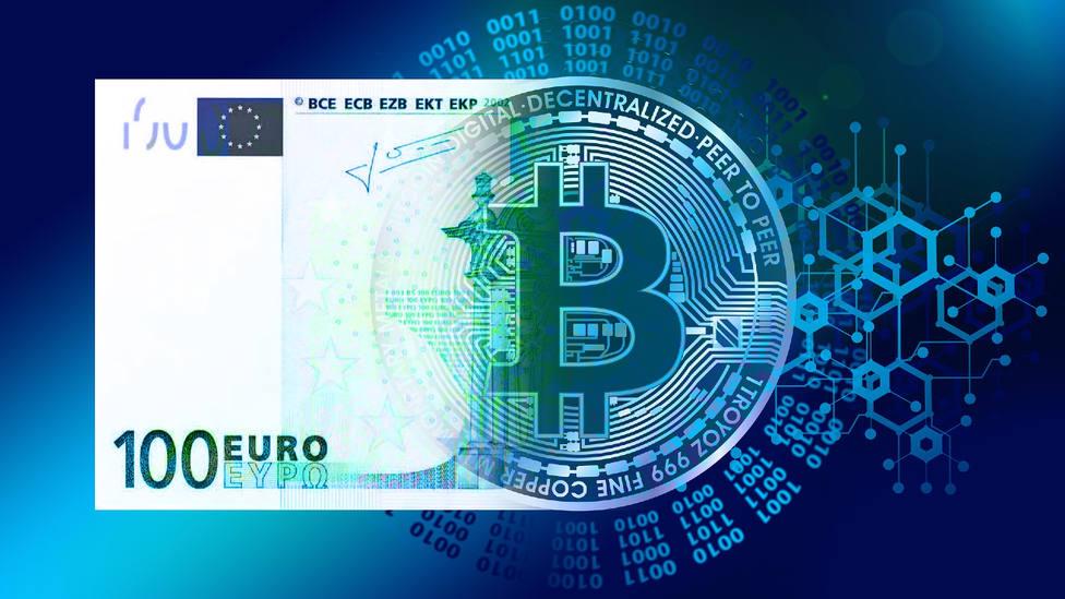Así es el euro digital que prepara el BCE para revolucionar el mercado de las monedas virtuales