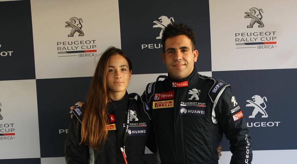 Laura Salvo y Miquel Socias