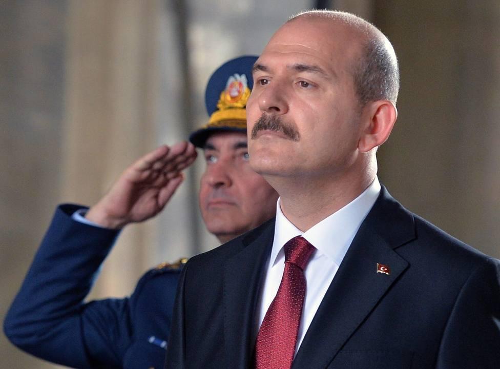 El ministro del Interior de Turquía y su familia, ingresados por covid-19