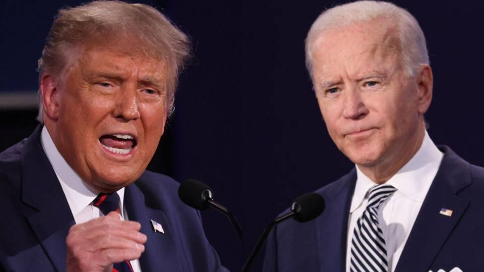 Trump y Biden se dispuntan la presidencia de Estados Unidos en unas elecciones marcadas por la pandemia