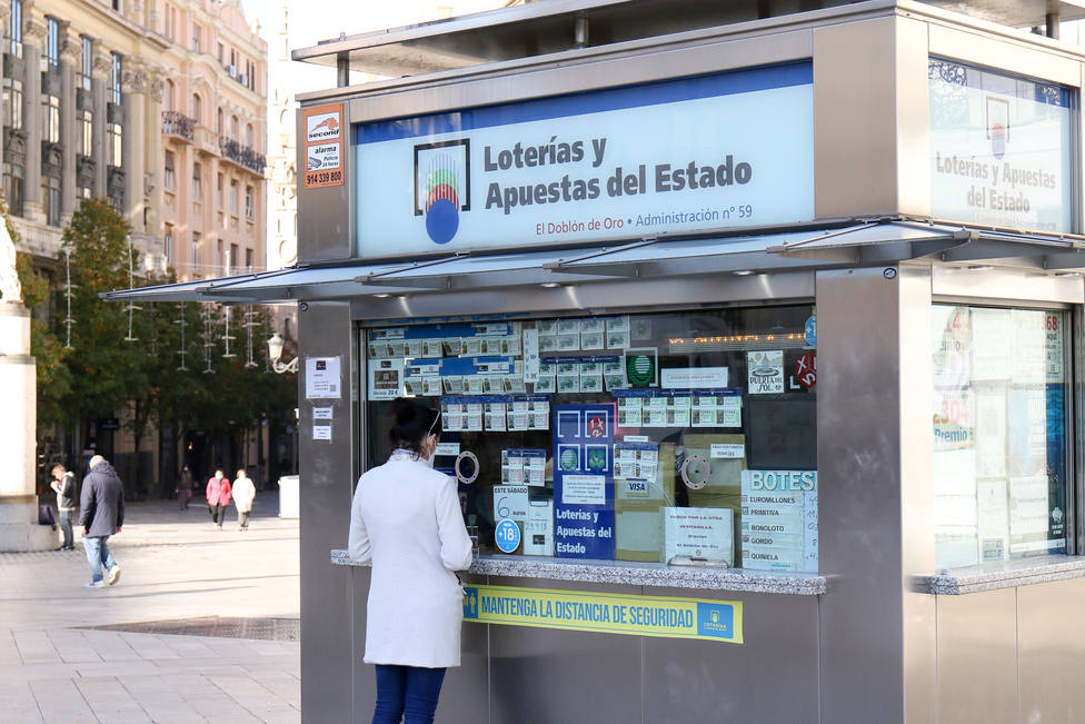 Cada español gastará este año en la lotería de Navidad 65,66 euros