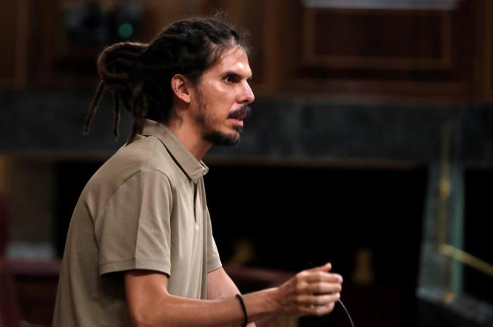 Alberto Rodríguez Podemos