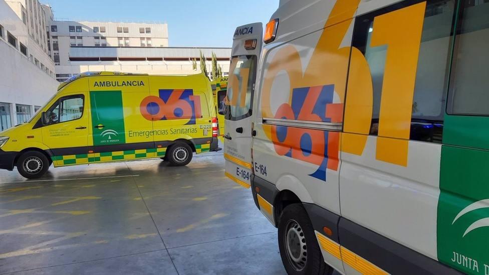 Córdoba.- Sucesos.- Muere un varón en una colisión en la N-432 que deja otros dos heridos