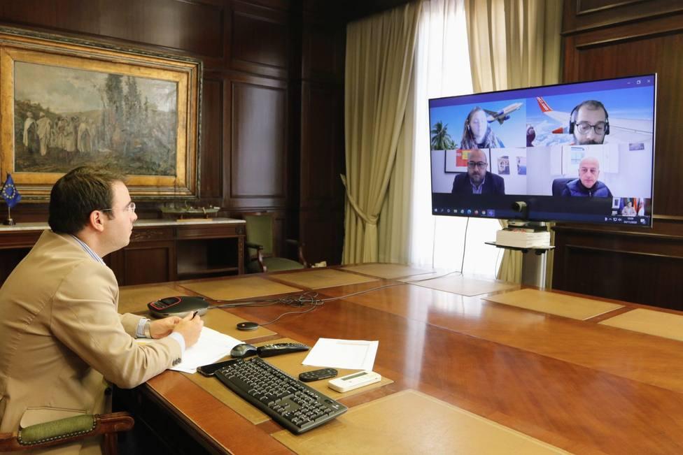 'Costa de Almería' recupera la conexión con Bristol que desapareció con la caída de Thomas Cook