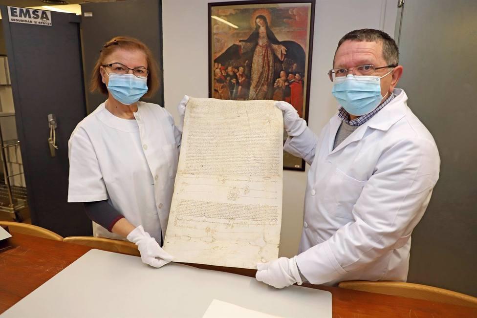 Documentos históricos de Diputación serán digitalizados por una organización de investigación genealógica