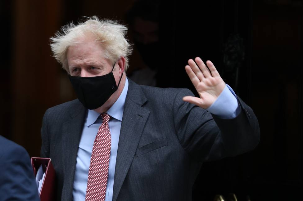 Reino Unido se convierte en el primer país europeo en superar las 100.000 muertes por Covid-19