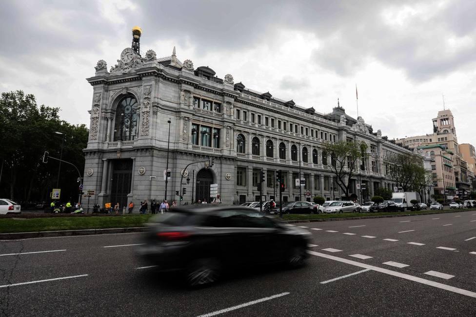 Banco de España, sede Cibeles