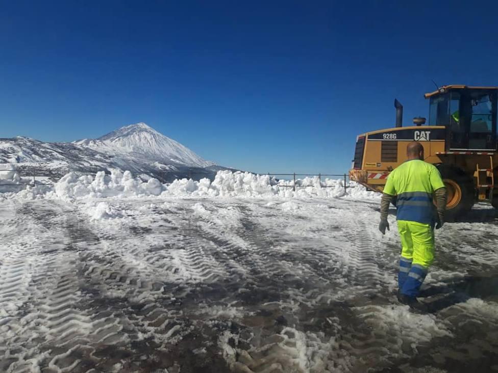 Nieve Teide