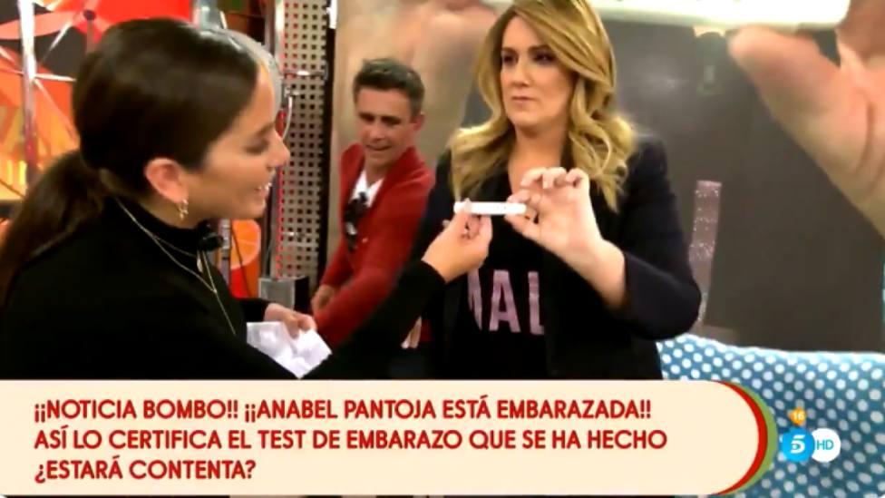 Toda la verdad sobre el posible embarazo de Anabel Pantoja: esto es lo que no se vio en Sálvame