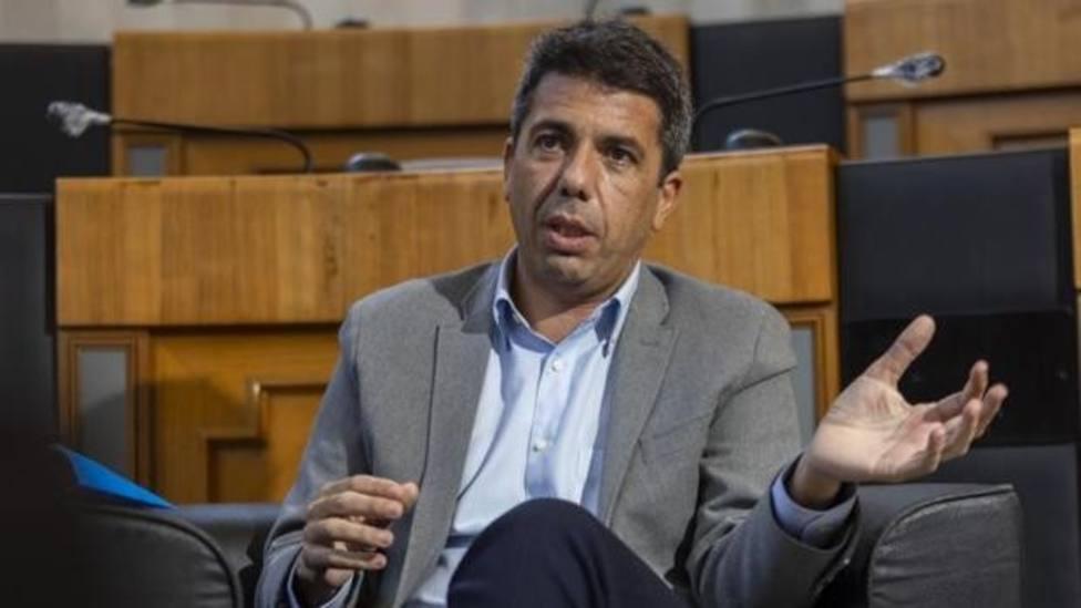 Carlos Mazón, presidente PP Alicante