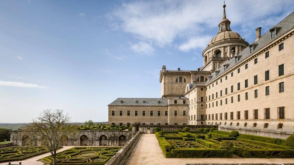 El Monasterio de San Lorenzo de El Escorial encabeza la lista de monumentos más visitados de Patrimonio