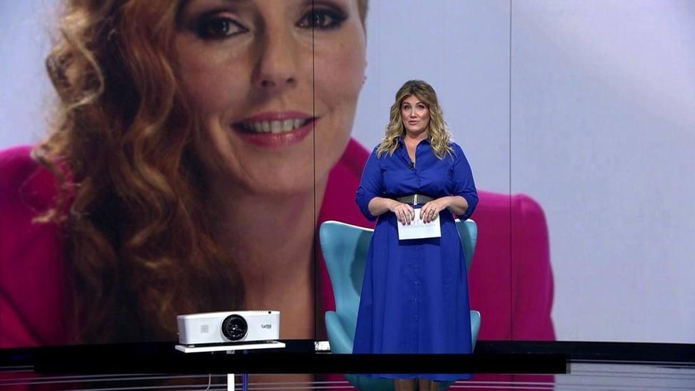 Carlota Corredera muestra la cara oculta de la serie sobre Rocío Carrasco: Jamás nos exigieron