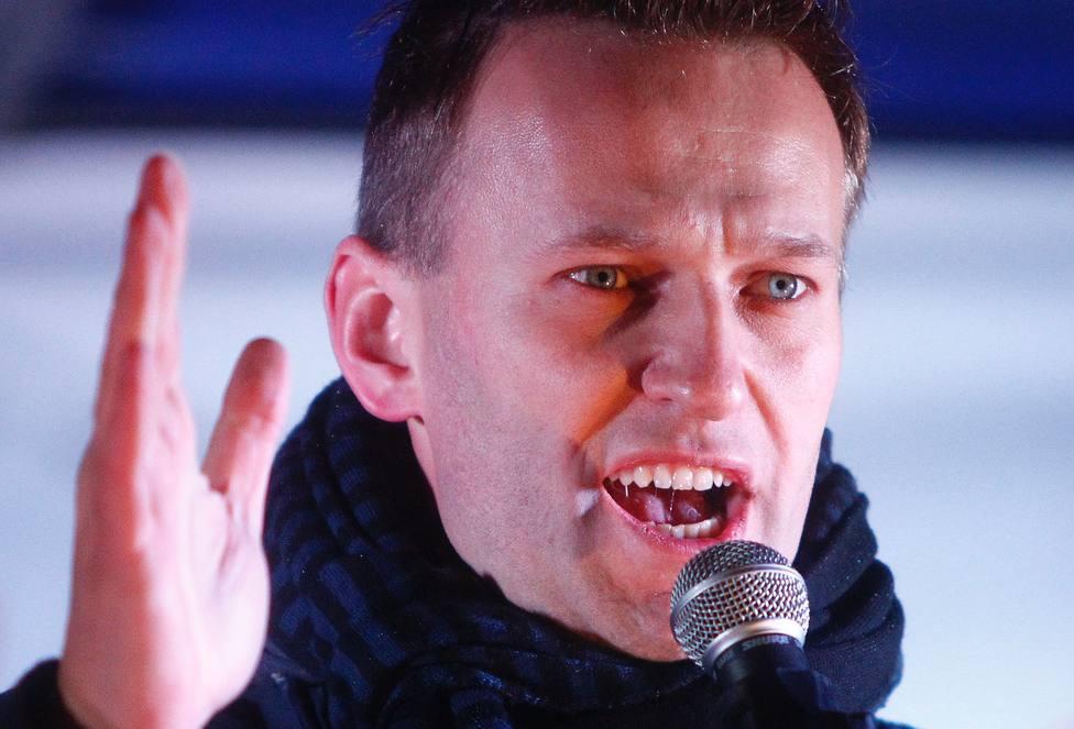 El opositor ruso Alexei Navalni exige ver a un médico y asegura que tiene tos y fiebre