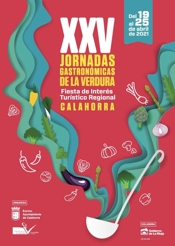 Las XXV Jornadas de la Verdura de Calahorra se celebrarán del 19 al 25 de abril