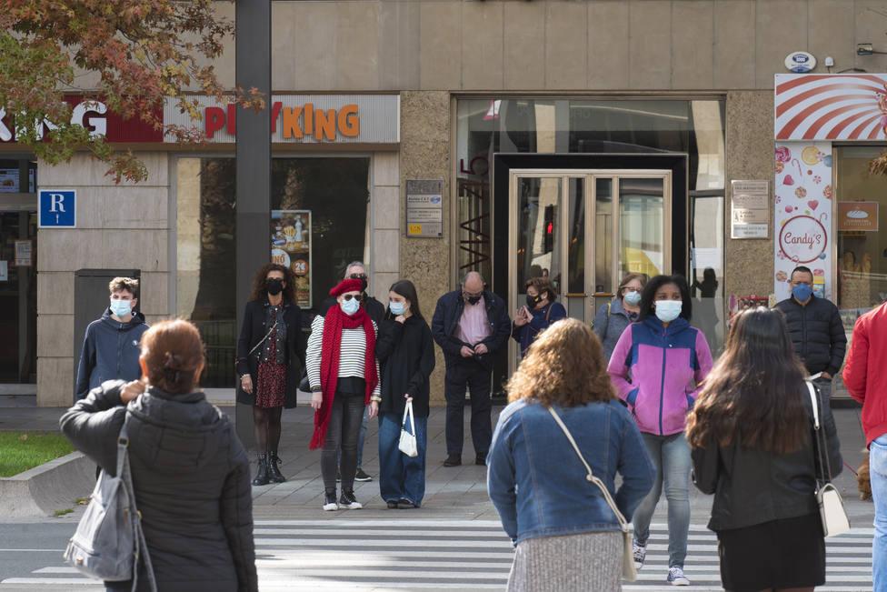 La Rioja vuelve al nivel 4 y Calahorra, Alfaro y Nájera suben al 5 por la incidencia creciente del coronavirus