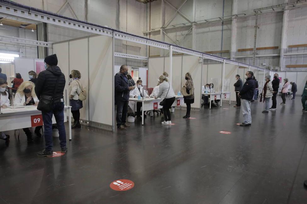 44 positivos en Alicante y cuatro fallecidos más por Covid