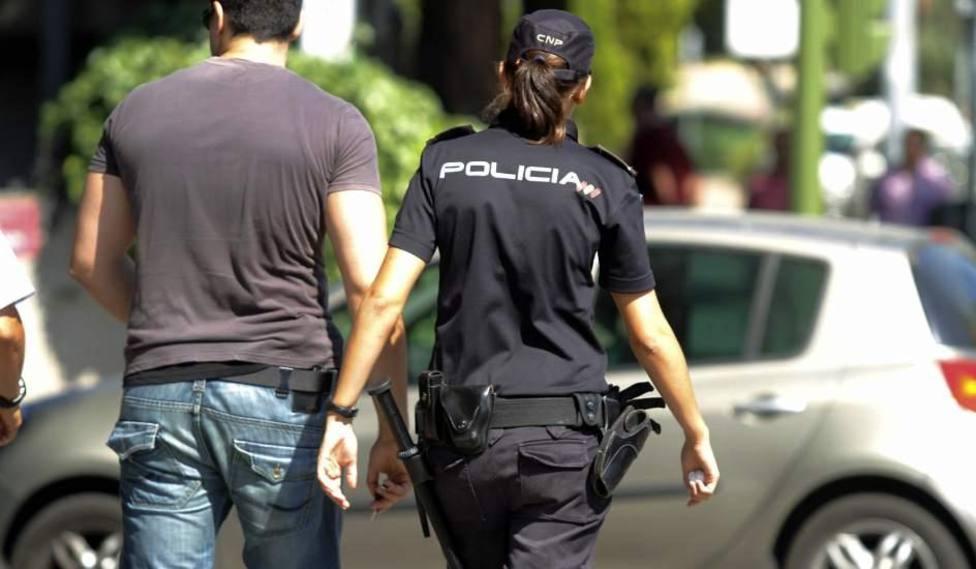 Policía, imagen de archivo