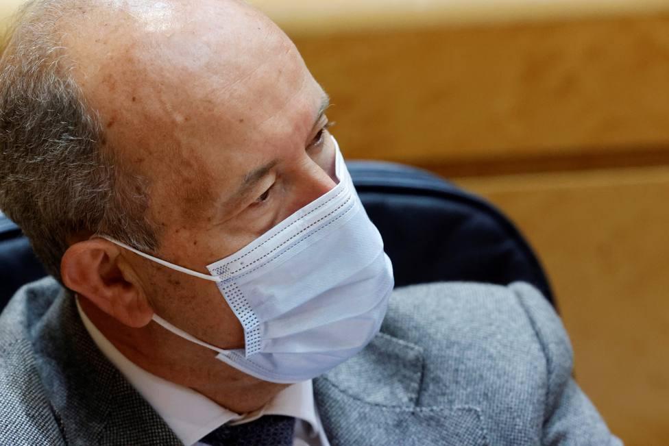 Justicia niega que Campo haya criticado la legislación que afecta a la pandemia con Enrique López